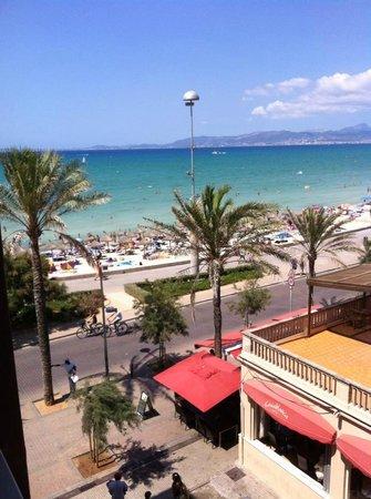 Hotel Q-Royal: vista panoramica camera 19