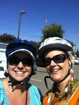 Segway of Healdsburg: Fun!