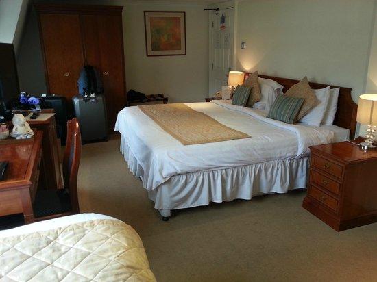 Staunton Hotel: Habitación doble
