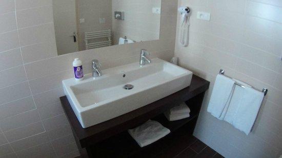 Hotel Autre Mer : la salle de bain