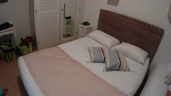 Hotel Autre Mer : la chambre