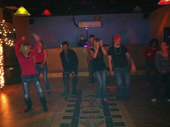 Tiki Bar: Dance Floor