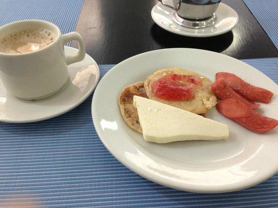 Playa Club Hotel : my breakfast