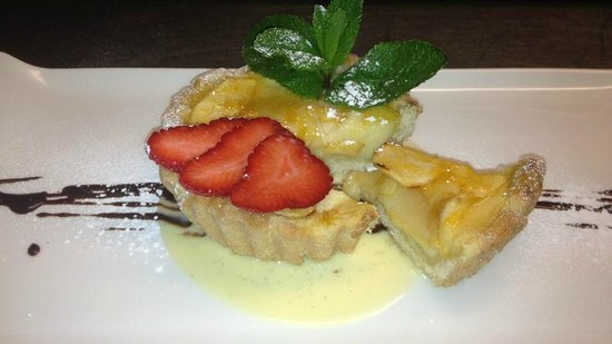 Bellaria Restaurant & Wine Bar: Apple Pie