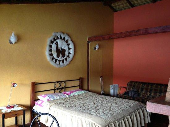 Hotel Mirador: Habitación