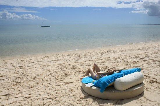 Azura Benguerra Island : Beach and no other people