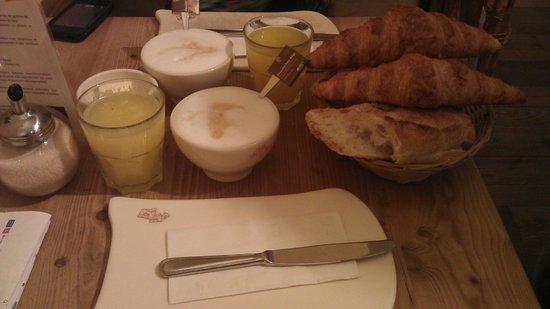 Le Pain Quotidien : A simply amazing breakfast