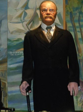 Hall of Presidents & First Ladies: Roosevelt