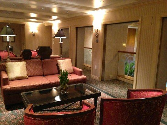 San Carlos Hotel: 2nd Floor Lobby