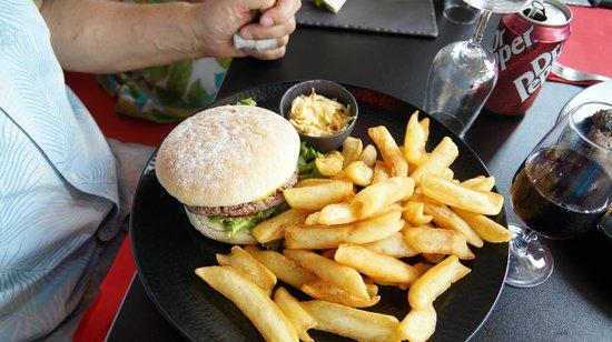 Le No.Llywood : le hamburger