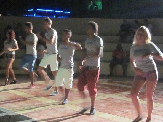Skanes Serail: Der Tanz