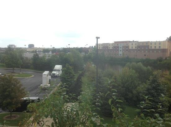 Extended Stay America - Detroit - Ann Arbor - Briarwood Mall: view from 3rd floor