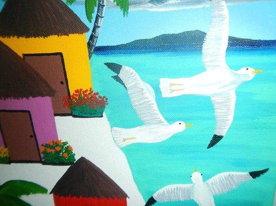 Lola's Art Gallery: One of my favorite paintings