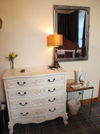 The Old Kirk: Tartan room at ground floor
