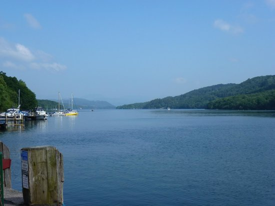Bowness-on-Windermere, UK: Windermere from Lakeside