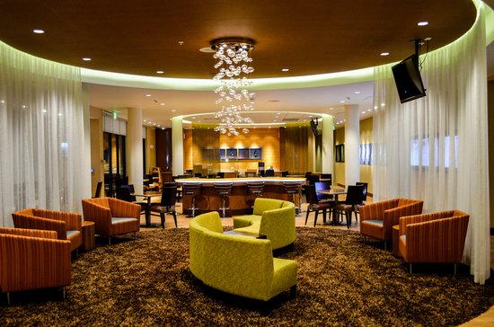 SpringHill Suites Coeur d'Alene: Lobby/Lounge