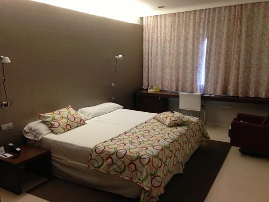 Veracruz Plaza Hotel & Spa: habitación