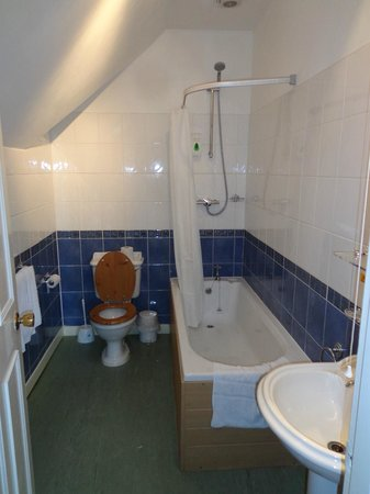Durker Roods Hotel: bathroom