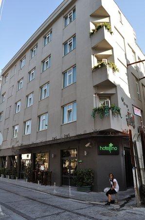 Hotellino Istanbul: Hotel