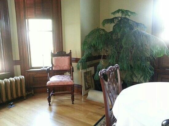 Brennan's Bed & Breakfast: Just cosy