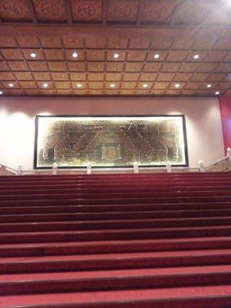 Grand Hotel Taipei: ロビー