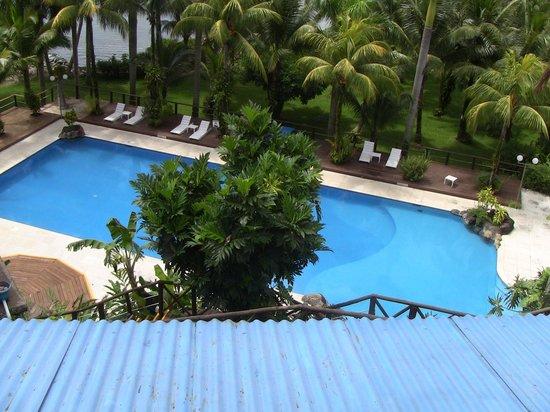 Hotel Villa Caribe : Swimming pool.