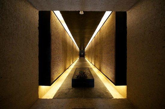 Mémorial des Martyrs de la Déportation : Inside the Memorial