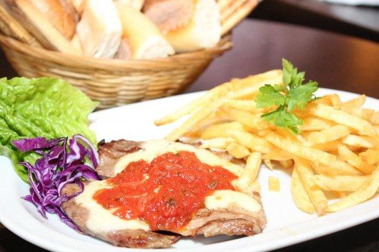 Ayacucho Palace Hotel: Restaurant