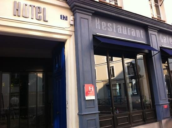 Le Robinet d'Or : hotel