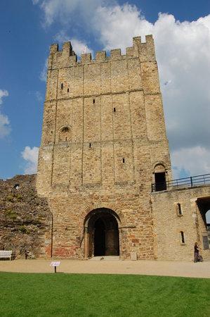 Richmond Castle The 100 Feet Tall Castle Tower
