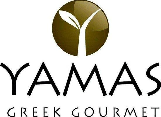 Yamas Greek Gourmet: Yamas Logo