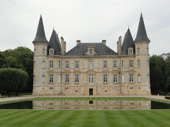 Ophorus Bordeaux Wine Day Tours : Chateau