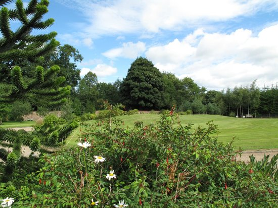 Rosewell, UK: Gardens