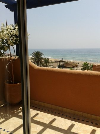 Paradis Plage Surf Yoga & Spa Resort: Balcony