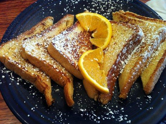 Weatherford Hotel: desayuno delicioso