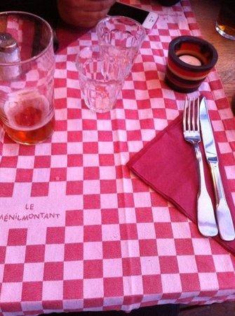 Cafe Menilmontant: C'est ici !