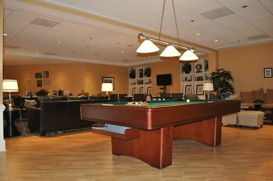 Colonial Shooting Academy: Constitution Members can play pool in between shooting...