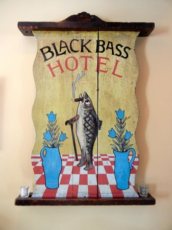 Black Bass Hotel Restaurant: Black Bass Hotel