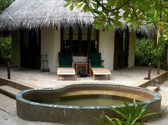 Coco Palm Dhuni Kolhu : Deluxe beach villa