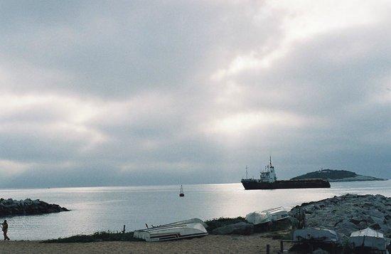 Cavaleiros Beach: praia dos cavalheiros