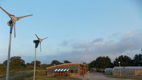 Stay Green Edenbridge : panorama