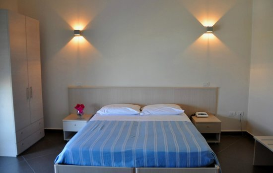 Albergo Riviera Spineta: camera doppia