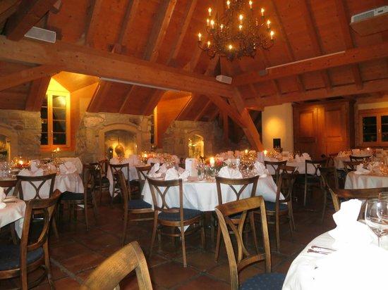 Restaurant Landhaus Liebefeld AG: Silvester im Dachstock