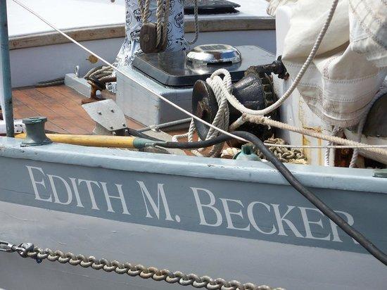 Sail Door County: A sturdy vessel!