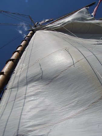 Sail Door County : Feel the wind in the sails...
