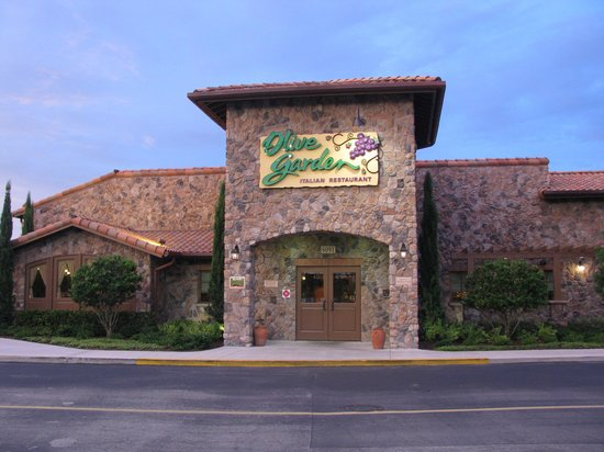 Hyatt Place Coconut Point: olive garden