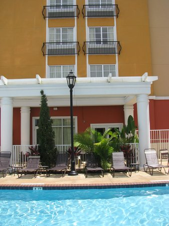 Hyatt Place Coconut Point : pool