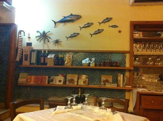 Cantina Siciliana : interno