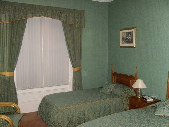 Ardfern Guest House: Twin Room with External Bathroom