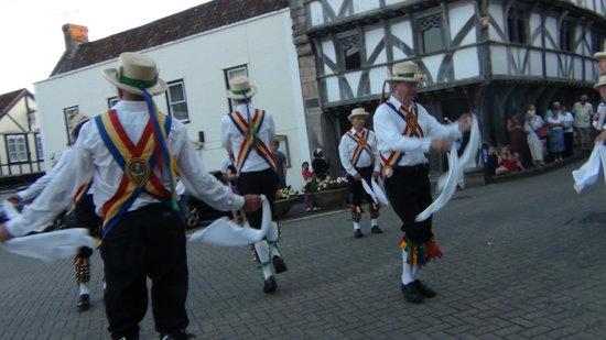The Lamb: Morris dancers visit Axbridge every year
